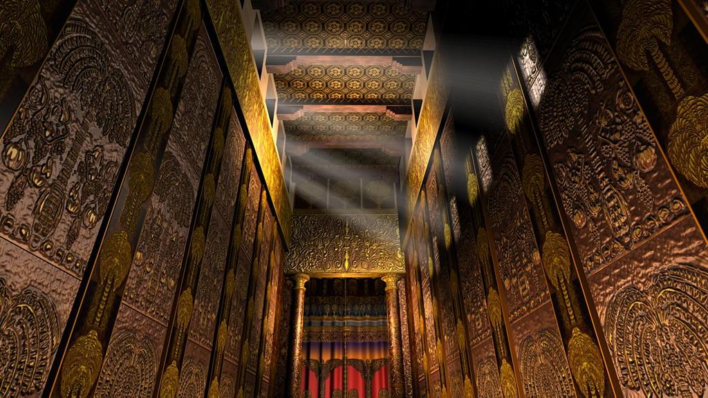 La visione della storia kinoetika for Tempio di santiago
